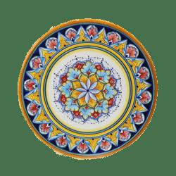 assiete plate bretonne