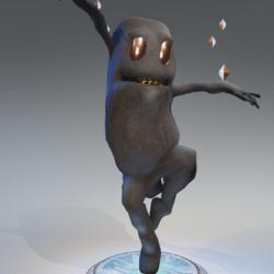 JellyBean-GreyWithBling