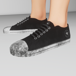 Men's retro low top shoes (dirtbag)