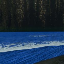 Animated Sea Waves [01]