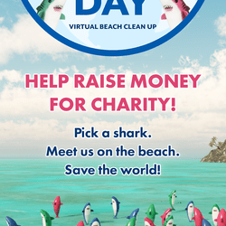 World Oceans Day Sign