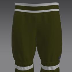 Arr pants olive