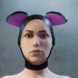 capucha orejas