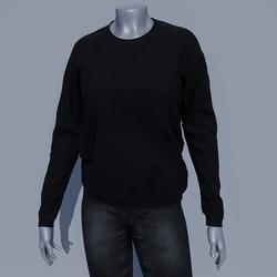 Women Sweater - Black