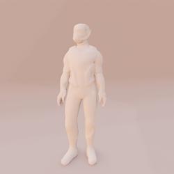 Demo Avatar AntMan