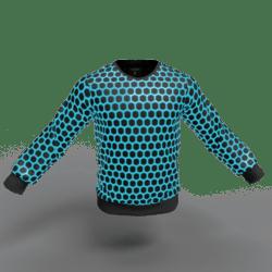 Plasma sweatshirt male