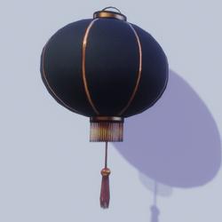 Lantern (black)