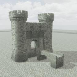 Drawbridge Castle