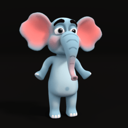 Elephant avatar