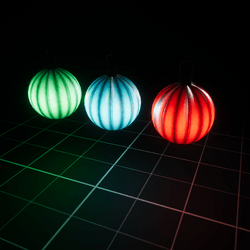 Polygon ~ Animated Colorful Lantern Collection