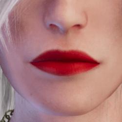 Daphne Matte Red Lipstick