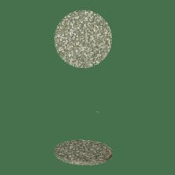 Step Stone Round 205C Concrete