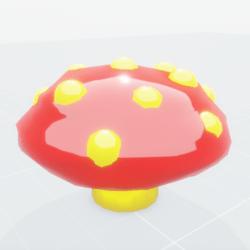 Meet the Draxies Mushroom