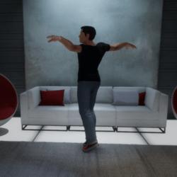 Ballet Dance 2 (Male)