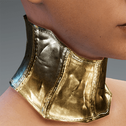 Neck Addon Gold