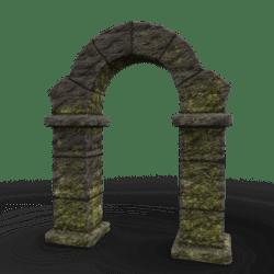 Ruins-Arch Round
