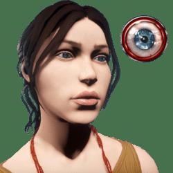 FREE Eyes Blue/Green (Female)