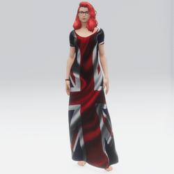 Uk Dress (TM)