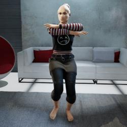 Russian Dance 1 (Female)