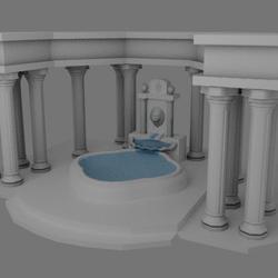 Monument Fountain