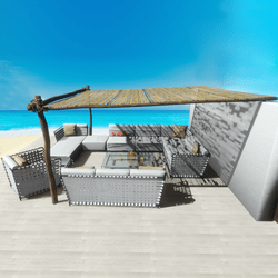 Pelagos furniture set
