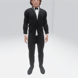 Tuxedo With Tails (TM)