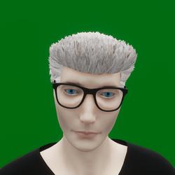 Spiky Hair (TM)