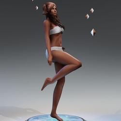 Sexy Model Pose 8
