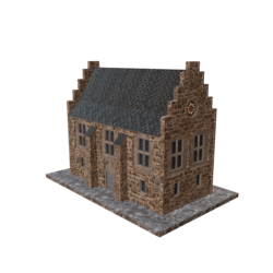 Gothic Style Tavern