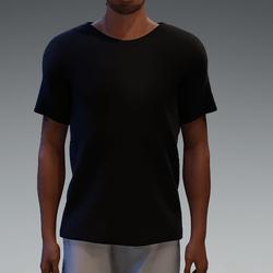 Black Basic T-Shirt for Men