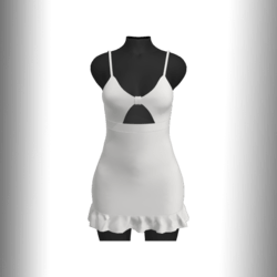 Summer Dream Dress (white)