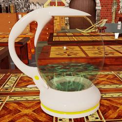 Glass Kettle V2