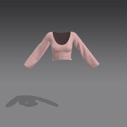 Rose Shirt - Pink (MsAquaria)