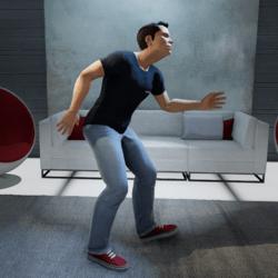 Pee Wee Herman Dance (Male)