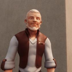 Hushkal's : Adventurer 01 : White Hair