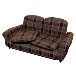 Champetre Couch Small