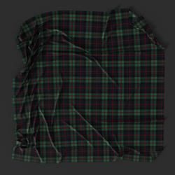 Tartan Picnic Blanket  06