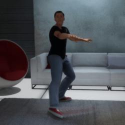 Ballet Dance 4 (Male)