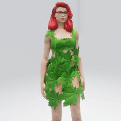 Leaf Dress (TM)