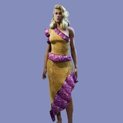 Amber Pink Sequin