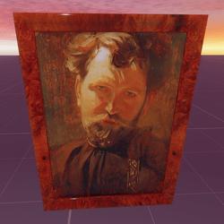 Self Portrait Alphonse Mucha