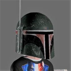 Bountyhunter Helmet