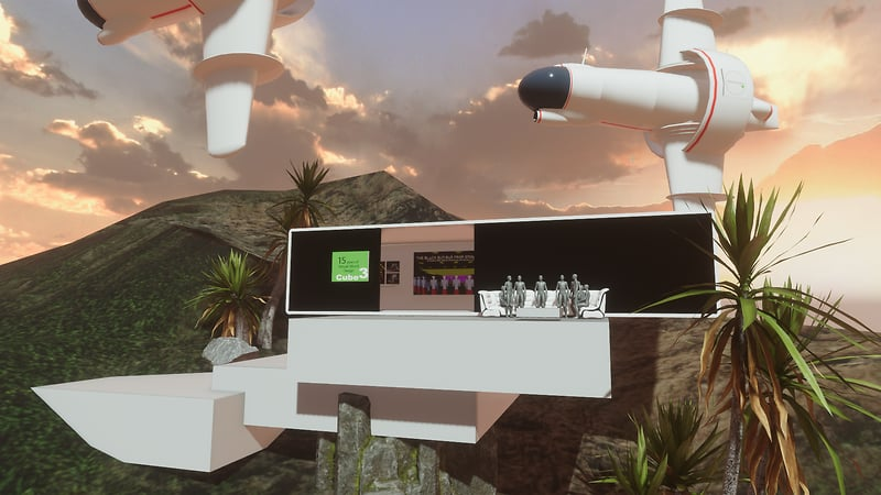 CubeXR VR Gallery
