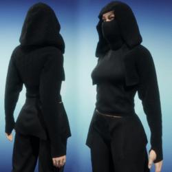 Ninja - Outfit Female