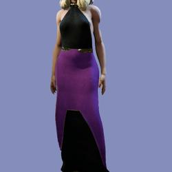 Zoie Purple
