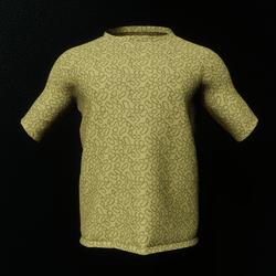 Patterned Camo Male T-Shirt