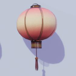 Lantern (red)