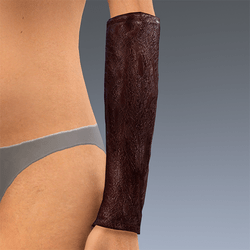 Sleeves Addon Brown Leather