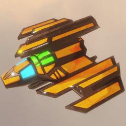 Sci-Fi SpaceShip StrikeBack