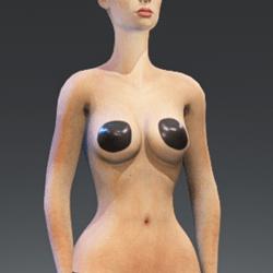 Irene - Curvy & Pale